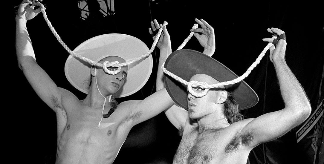 ian patrick photography archaos circus banner